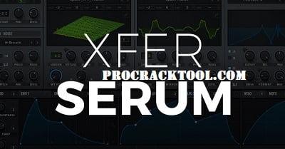 Serum Crack