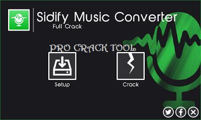 sidify crack