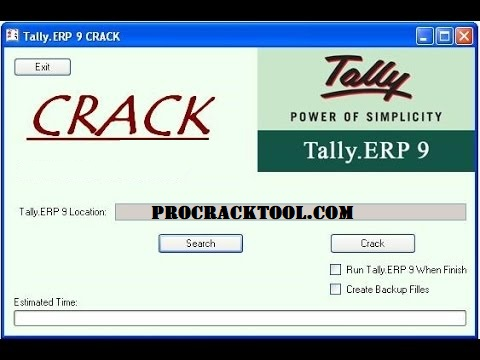 ERP 9 Tally Free Download With Crack